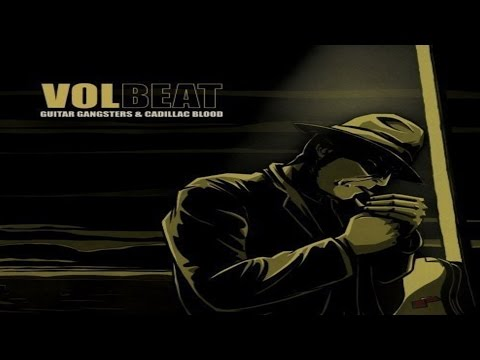 VOLBEAT- Guitar Gangsters & Cadillac Blood Mascot Records Vinyl (Full Album) HD