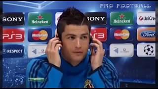 Криштиану Роналду говорит по-русски! | Cristiano Ronaldo speak