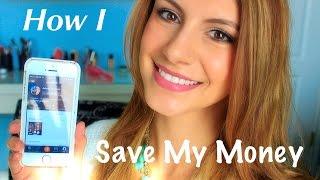 How I Save Money & Budget