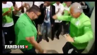 تأهل الفريق الجزائري التاريخي و حاليلوزيتش يشطح هههههههههههههههههههههه