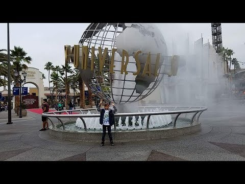 A day at Universal Studios