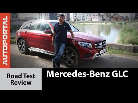 Mercedes GLC Test Drive Review - Autoportal