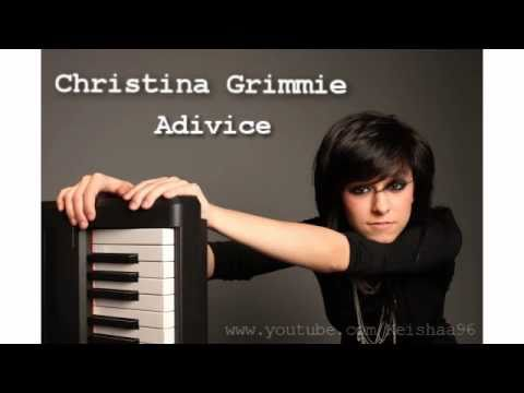 Christina Grimmie - Advice [Lyrics]