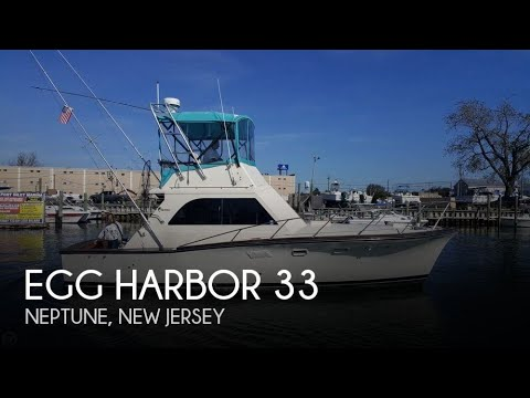 Used 1972 Egg Harbor 33 for sale in Neptune, New Jersey
