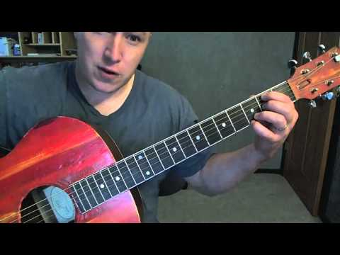I Cry- Guitar Lesson- Flo Rida(Todd Downing)