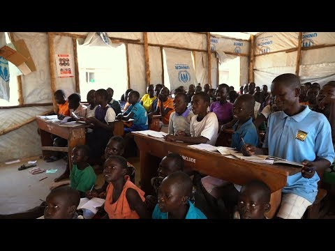 Helping crisis-affected children access school