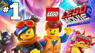 The Lego Movie 2 Videogame Прохождение #1