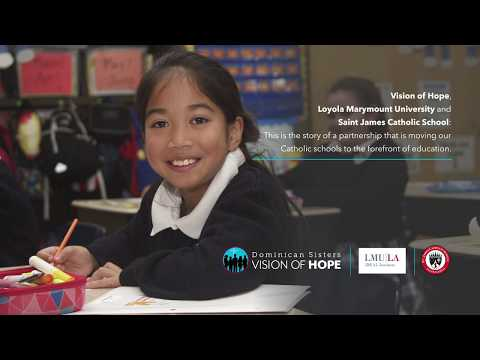 Vision of Hope - Saint James Catholic School