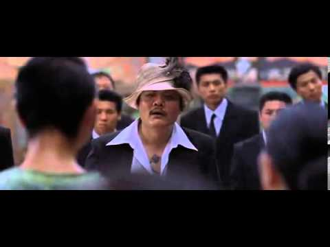 Kung Fu Hustle -One Punch Into Tub