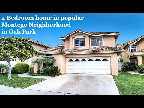 280 Ocho Rios Way, Oak Park, CA - Montego Neighborhood