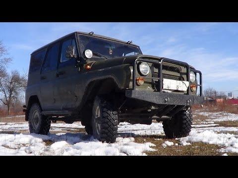 обзор УАЗ - 3151