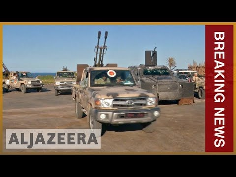 🇱🇾 GNA head accuses Haftar of 'betrayal', vows to end Tripoli push | Al Jazeera English