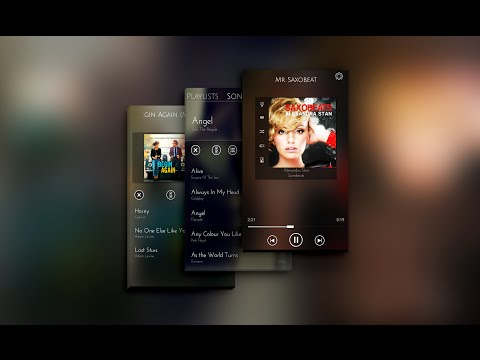 La Musique - Music : Most Beautiful Android App of 2016