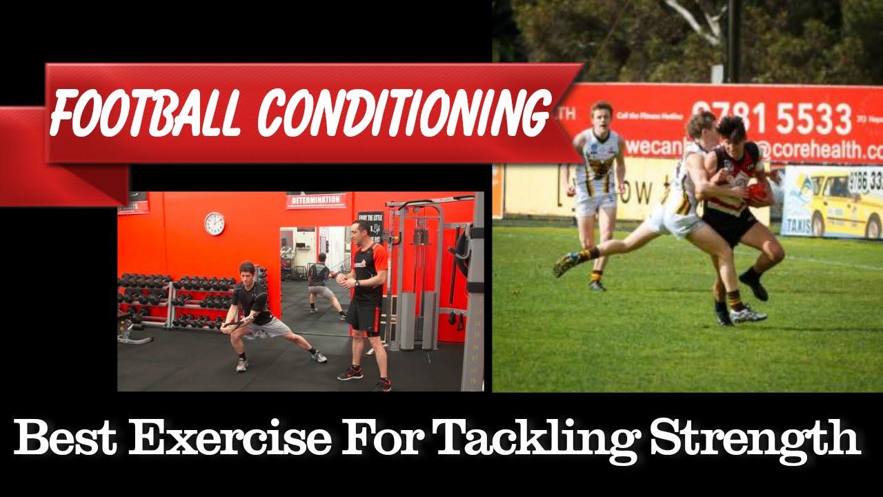 The Best Strength Training Methods & Exercises For AFL Football