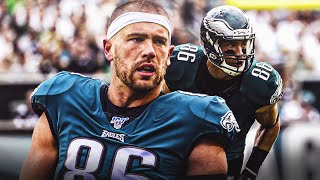 What is going on with zach ertz??? | struggles continue after eagles loss