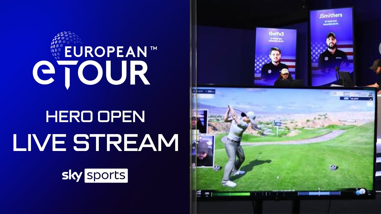 LIVE! European eTour 2021 | Hero Open