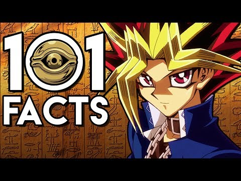 101 Yu-Gi-Oh! Facts That You Probably Didn't Know! (101 Facts) | Yugioh