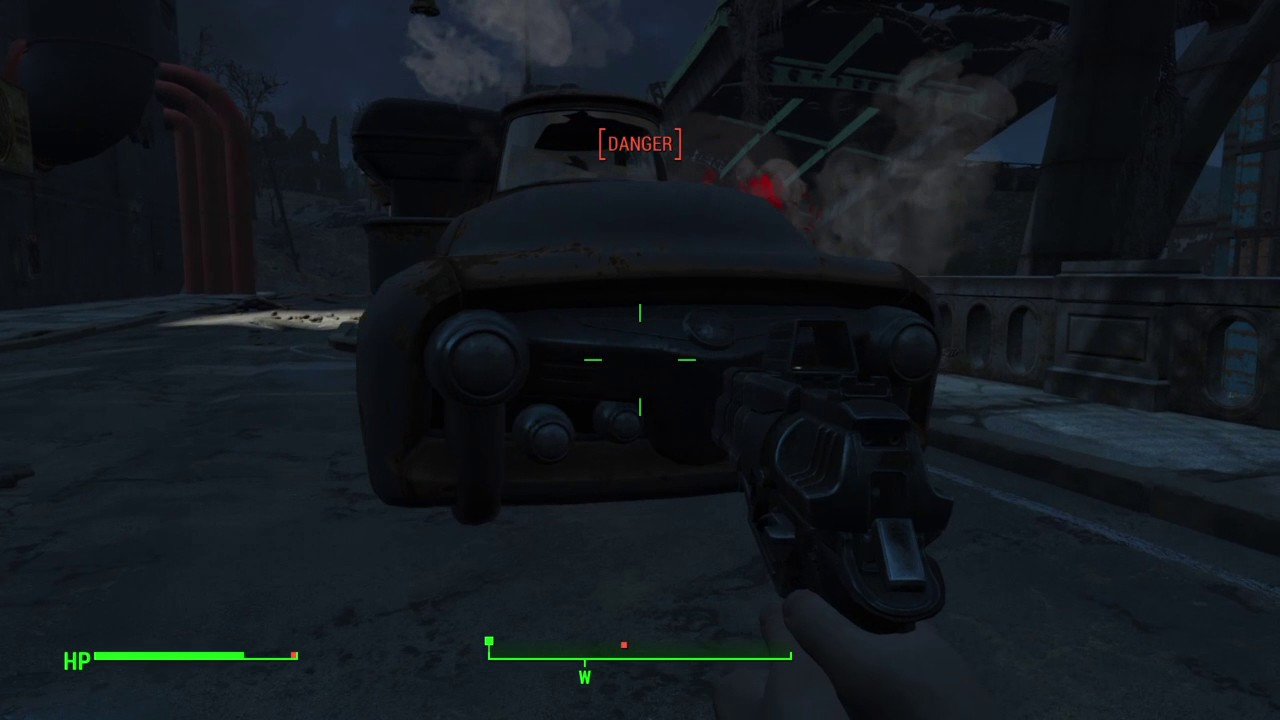 how to get ada in fallout 4