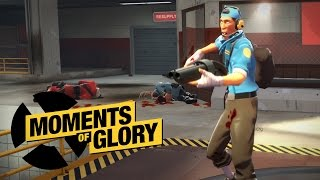 Moments of Glory #343 Scepter - Scattergun cleaning service