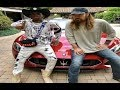 Lil Nas Gifts $200K Maserati To Billy Ray Cyrus
