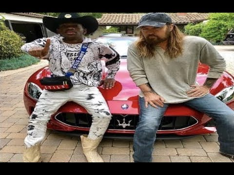 Amy Lynn - Lil Nas Postmates A Maserati To Billy Ray Cyrus For #1 Old Town Road