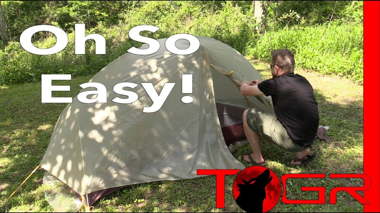 How to Setup the Big Agnes Happy Hooligan UL2 Tent - Nice and Easy & How to Setup the Big Agnes Happy Hooligan UL2 Tent - Nice and Easy ...