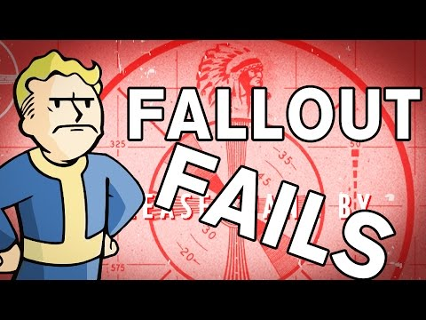 The SCIENCE! Behind Austin's Fallout FAILS