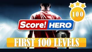 Score! Hero - first 100 levels all with 3 Stars Walkthrough screenshot 5