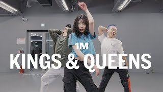 Ava Max - Kings & Queens / Tina Boo Choreography