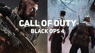 Call of Duty: Black Ops 4. Первый взгляд