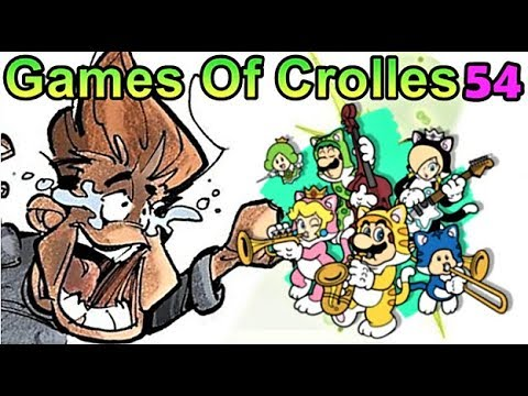 QUAND LE JAZZ HONORE NINTENDO ! Games Of Crolles 54 Radio Gresivaudan