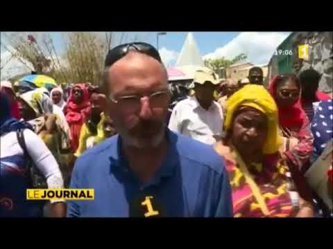Intervention Vincent dans JT Mayotte première 280917