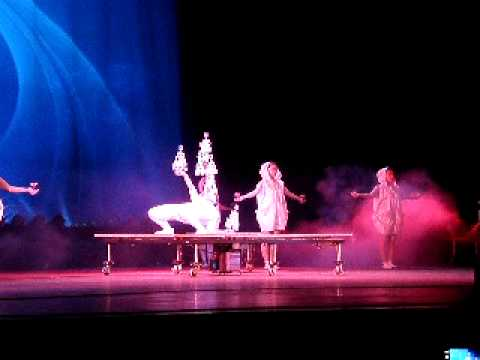 live acrobatic at shenzhen theater