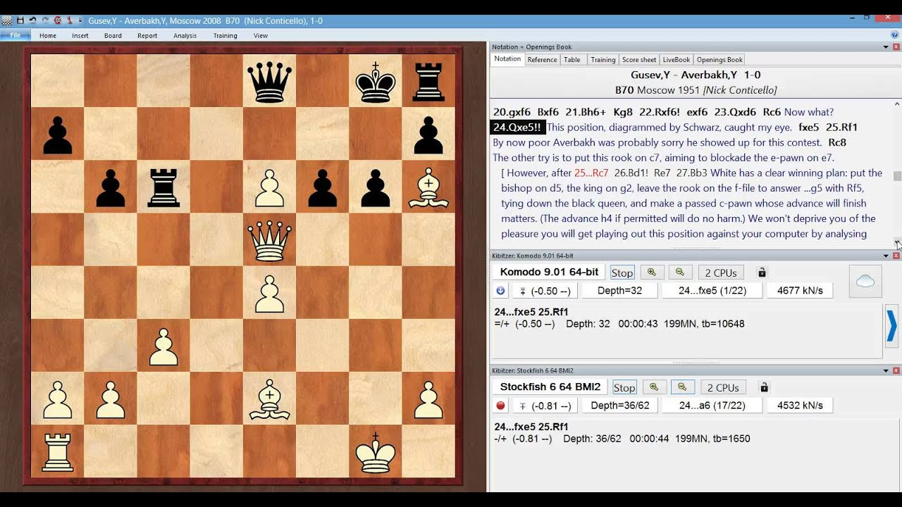chess engines | Chess Book Reviews