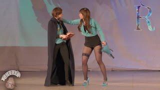 UFEST 2016. Shichiro, David (Казань): Gravity Falls (Reverse) - Mabel Pines, Dipper Pines