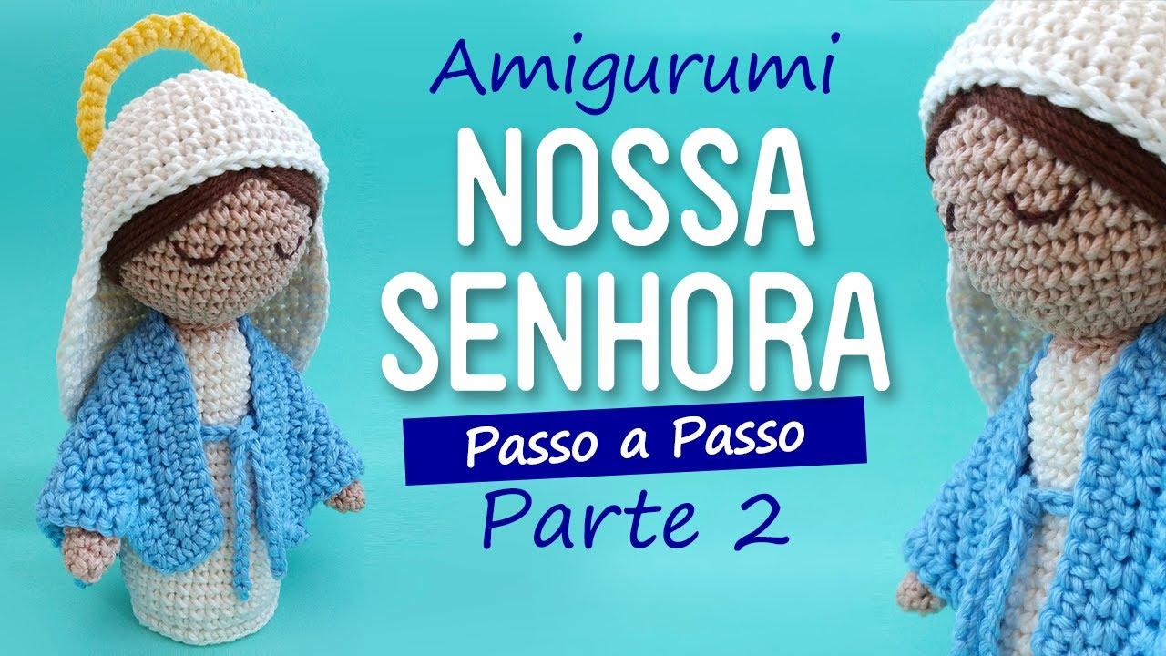 Anjinho amigurumi – Bonek de Crochê   720x1280
