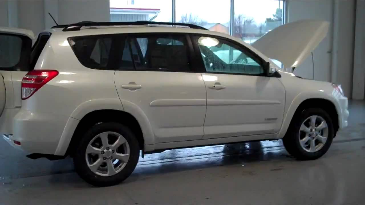 2010 Toyota Rav4 Limited 4x4 Bay City Youtube