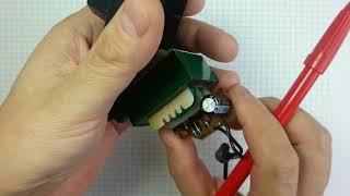 전자부품 - 알루미늄 전해 커패시터 기초