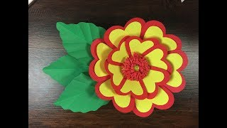 Hello: My friends In this new video we are going to make another Paper Flower for Valentine's Day. This is a perfect decor for Valentine's Day or any other ...