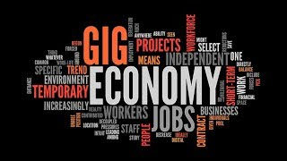 Students Learn To Prepare For Gig Economy