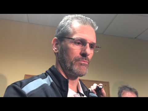 Flyers' Ron Hextall on Sam Morin being cut