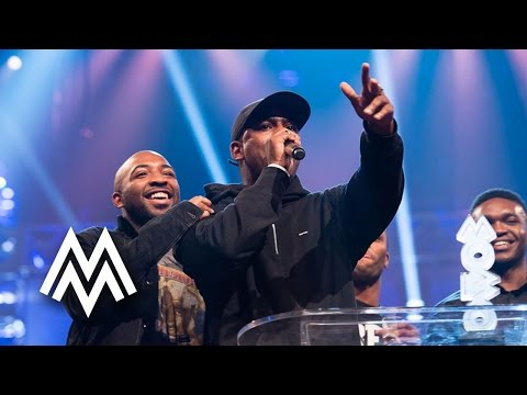 Skepta ft JME  Best  Award acceptance speech at MOBO Awards    MOBO