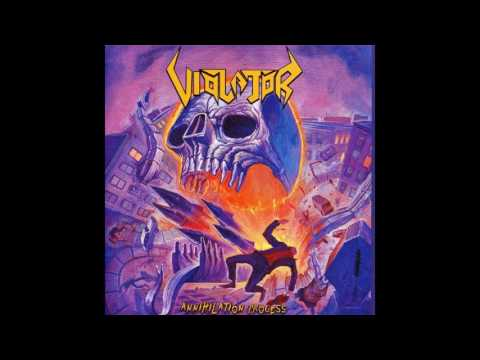 Violator - Annihilation Process (Álbum)