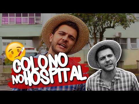 COLONO NO HOSPITAL