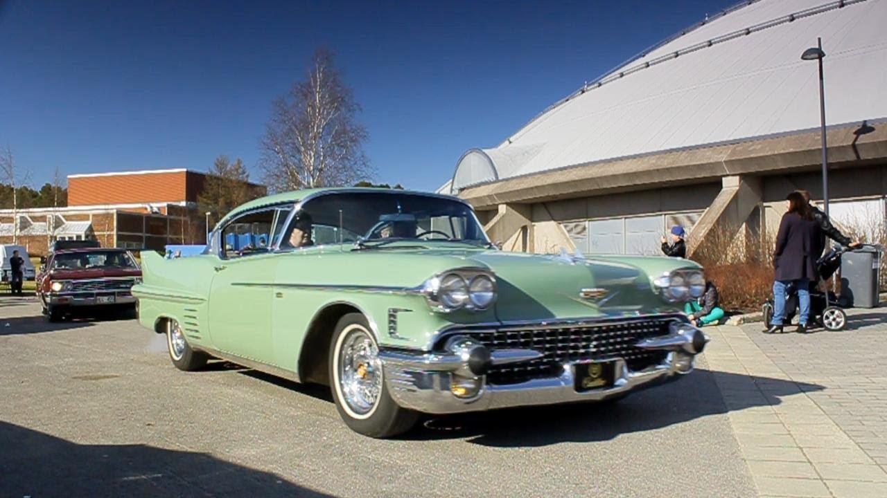 American Car Show 2021 Oulu
