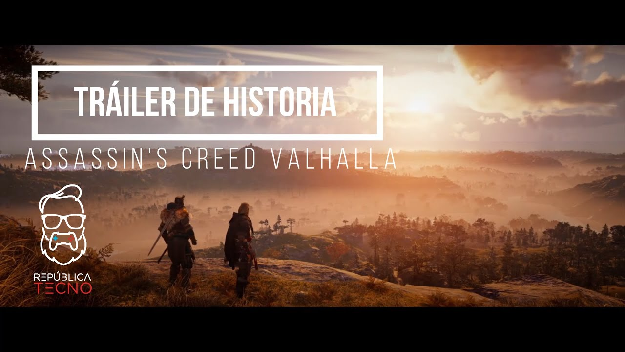 Assassin's Creed Valhalla – tráiler de historia