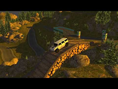 Offroad Trials Simulator