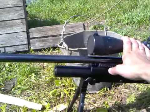 ИЖ-61 КИТ от Крюгера - модифицированный взвод - YouTube