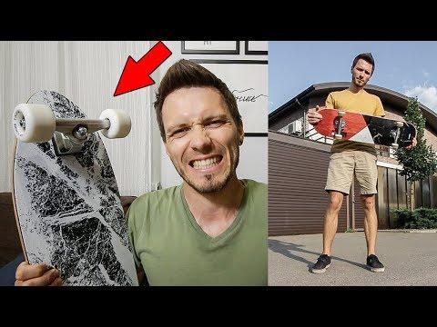 Скейт, Penny или Круизер IKEA ? ЧТО ЕСТЬ ЧТО ?  + ТЕСТЫ