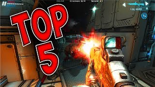 Top 5 Free Offline FPS Games For Android/IOS(Best Free Offline Shooting Games Android)-2017